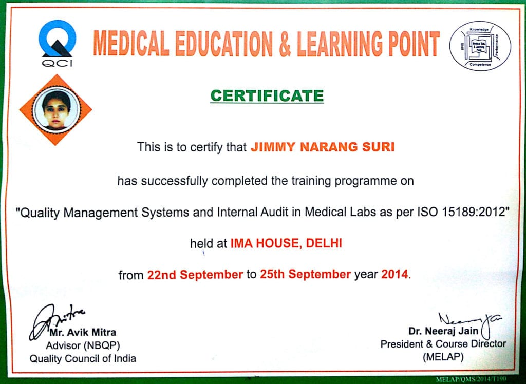 Medical Education & Learing Point