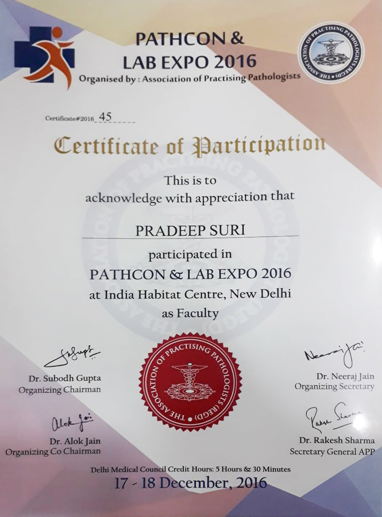 Pathcon & Lab expo 2016