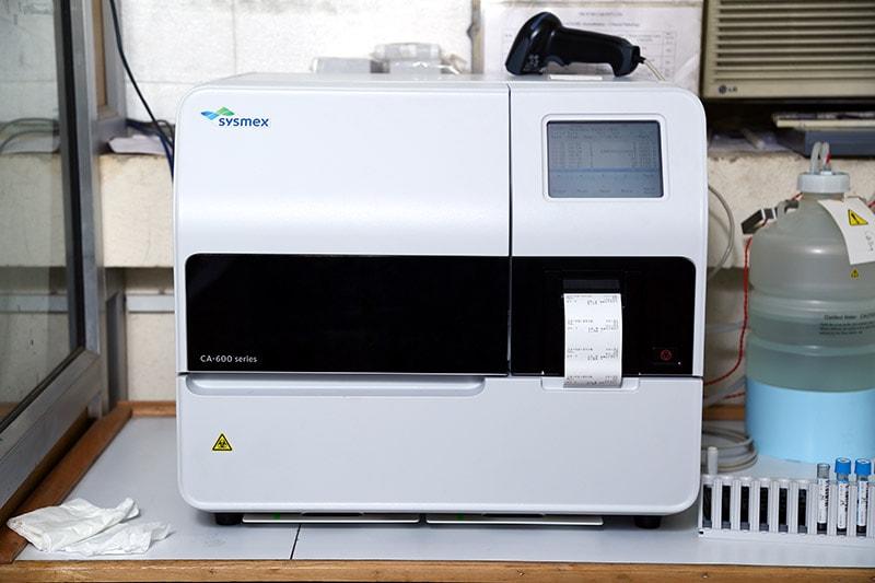 Sysmex CA 660